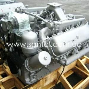 238М2-1000188, Двигатель ЯМЗ