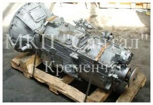 238Б-1700004, Коробка передач (КПП) в сборе КрАЗ