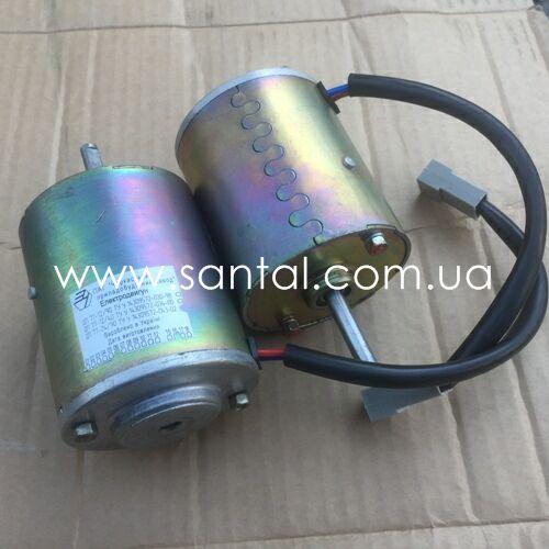 Электродвигатель отопителей КрАЗ