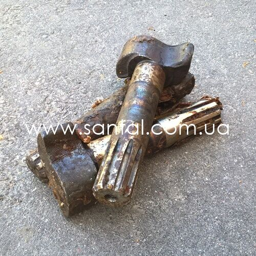 Кулак разжимной правый переднего колеса КрАЗ