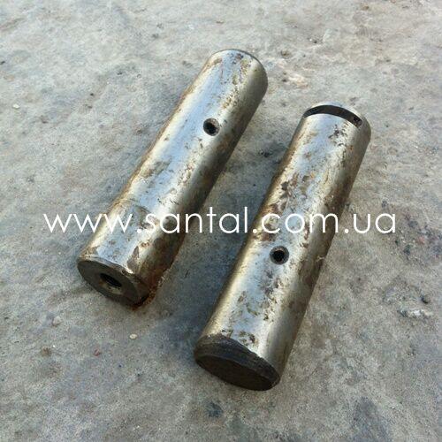 Ось колодки переднего тормоза КрАЗ