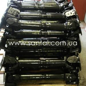 210-2201010-17, Вал карданный КрАЗ