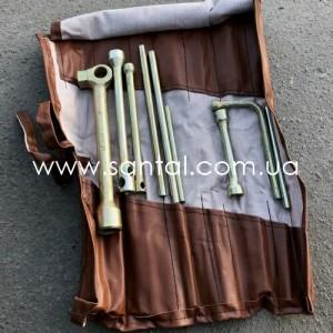 236С-3901552-Б3, 200-3901010-Б1 Сумка для инструмента КрАЗ, запчасти КрАЗ