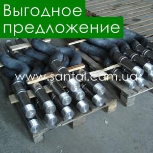 250Б-2918054-10, 250Б-2918054-20, Ось балансира подвески КрАЗ, запчасти КрАЗ