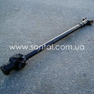 255Б-4502012, 255Б-4502015, Вал карданный привода лебедки КрАЗ, запчасти краз
