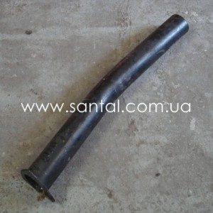 255В-1203042, труба приёмная задняя КрАЗ, запчасти КрАЗ