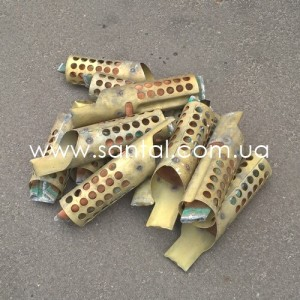 256Б-1101065-03, 256Б-1101065-01, Фильтр наливной трубы КрАЗ, запчасти КрАЗ