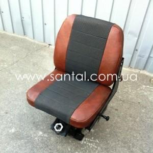 256Б-6800010, сиденье водителя КрАЗ, запчасти краз