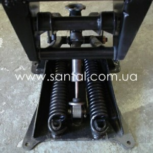 256Б-6801103 Пружина подвески сиденья КрАЗ 256, 255, 250, запчасти краз
