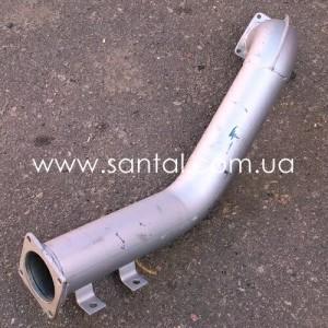 260-1203010-10 Труба приемная выхлопа КрАЗ, запчасти КрАЗ