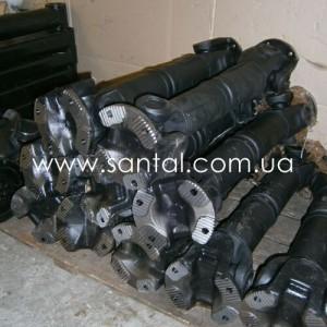 260-2201010-21, Вал карданный КрАЗ (L=766 mm), запчасти краз