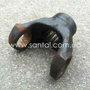 260-2218048-20, Вилка карданного вала КрАЗ, запчасти КрАЗ (2)