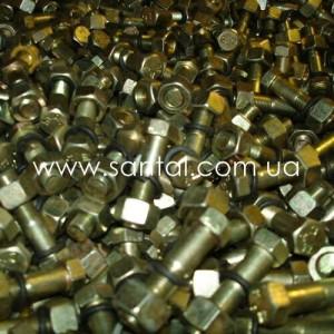 310004-П29, 250688-П29, 252136-П, Болт карданного вала М10х1,0 (к-кт), карданный болт, болт крепления карданного вала