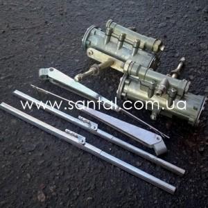 440Е-5205100 Пневмодвигатель стеклоочистителя КрАЗ в сборе, запчасти КрАЗ