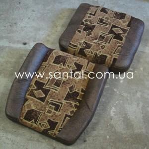 6443-6805010, 6443-6803010, Комплект подушек сиденья водителя КрАЗ, запчасти краз
