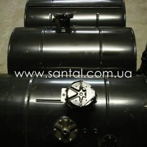 6444-1101009 Бак топливный левый КрАЗ в сборе, запчасти КрАЗ