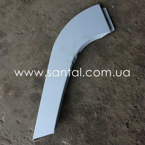 Панель боковины крыла задняя правая КрАЗ