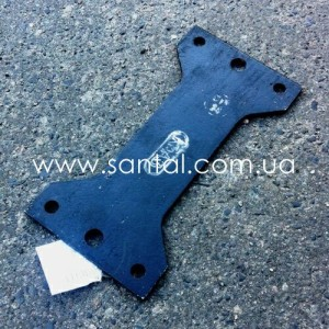 65055-2202127-11 Пластина опоры вала карданного КрАЗ, запчасти КрАЗ