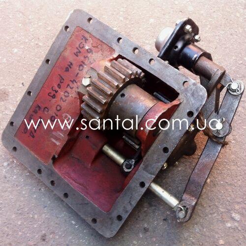 Коробка отбора мощности КрАЗ 6510 в сборе