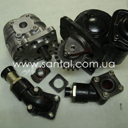 Коробка отбора мощности КрАЗ 65055, 6510 (комплект)