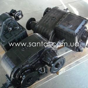 250-1800020, Коробка раздаточная КрАЗ 250, раздатка краз, запчасти КрАЗ
